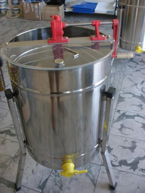 Μελιτοεξαγωγέας 4ων πλαισίων