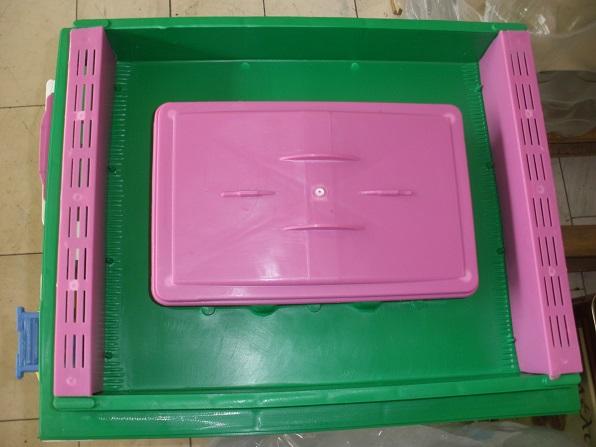 Ταΐστρα ορόφου 10 πλαισίων 2 σε 1 βανίλια σιρόπι