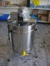 Μελιτοεξαγωγέας 4ων πλαισίων (Ηλεκτρικός) ΙΝΟΧ